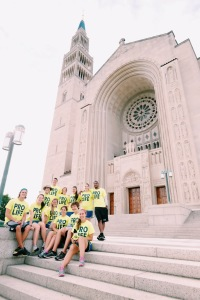 2015 Northern Walk at the Basilica of the National Shrine of the Immaculate Conception